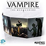 Wizards of the Coast Vampire The Masquerade 5th Edition Storyteller Screen RPG