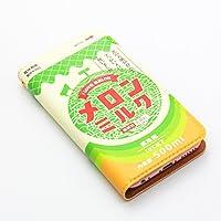 スマホケース 手帳型 メロンミルク レザーケース ミルク milk スマホケース XPERIA (汎用型※スライドタイプ※Mサイズ)