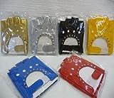 (タイニーギャング) TINY GANG スタッズ付きマジックテープキッズダンス手袋 イエロー