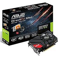 ASUSTek NVIDIA GeForce GTX970搭載ビデオカード オーバークロック メモリ4GB GTX970-DCMOC-4GD5