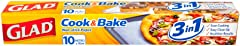 Glad Cook and Bake Non-Stick Paper, 10m