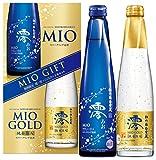 「宝酒造 松竹梅白壁蔵 澪・ GOLD 2本セッ カートン入り 日本酒 300ml×2本」の画像