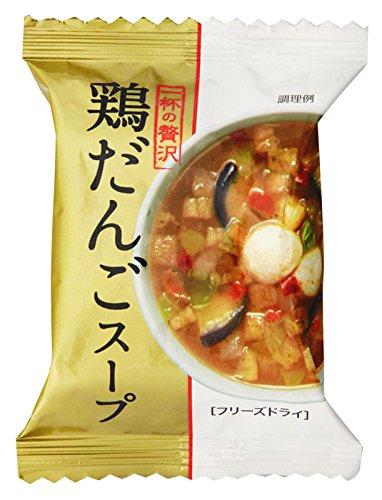 一杯の贅沢 鶏だんごスープ 9.5g×10個