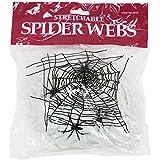くもの巣 ハロウィン 装飾 飾り お化け屋敷 蜘蛛の巣 60g (ホワイト)