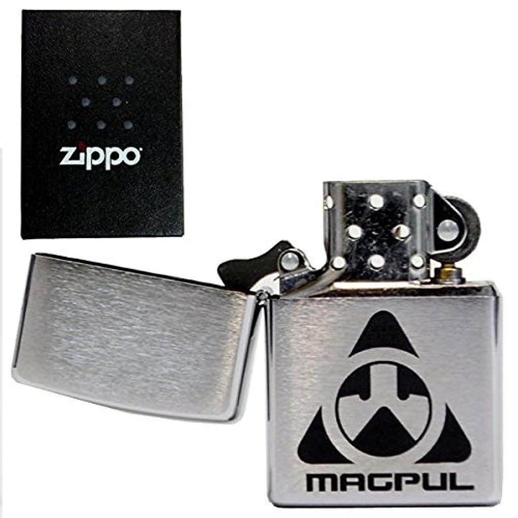 こんにちはゆるい設計Magpul Dynamics マグプル ダイナミクス 刻印 ジッポー ZIPPO 162 アーマー ブラッシュド クローム ミリタリー 雑貨 ジッポ ライター オイルライター