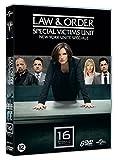 Law & Order Special Victims Unit - Series 16 by Mariska Hargitay
