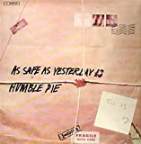 As Safe As Yesterday Is [12 inch Analog]