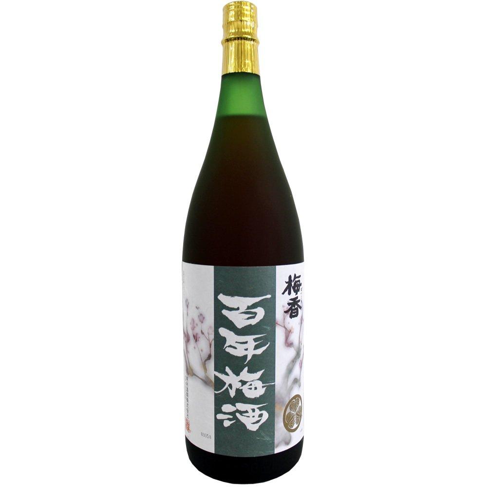 梅香 百年梅酒 1800ml 瓶 6本