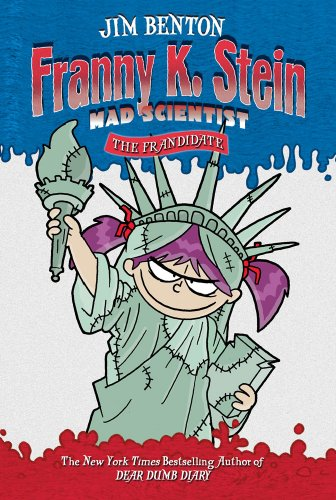 The Frandidate (Franny K. Stein, Mad Scientist)の詳細を見る