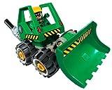 レゴ (LEGO) エクスプロア レゴ (LEGO)のまち ミニブルドーザー 3587