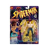 "Spider-Man The Animated Series Villain SMYTHE 5"" Action Figure (1994 ToyBiz) [並行輸入品]"