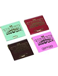 The Incense Match Assorted 4 Pack by The Incense Match