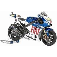 タミヤ 1/12 オートバイシリーズ No.117 ヤマハ YZR-M1 2009 フィアット ヤマハチーム プラモデル 14117