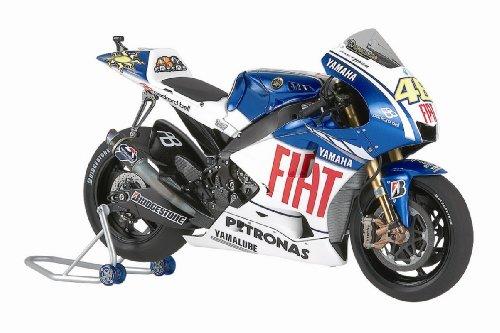 1/12 オートバイシリーズ No.117 ヤマハ YZR-M1 '09 フィアット ヤマハチーム 14117