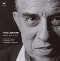 Aldo Clementi: Works with Guitar