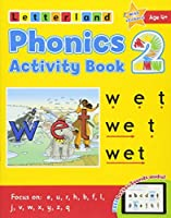Phonics Activity Book 2 by Lisa Holt Lyn Wendon(2015-02-17)