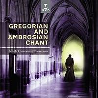 Gregorian & Ambrosian Chant by Schola Cantorum Coloniensis (2010-05-18)