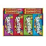 Skittles/Starburst Variety Pack - 30 count スキトルズ スターバースト バラエティ パック 30個入り 〔並行輸入〕