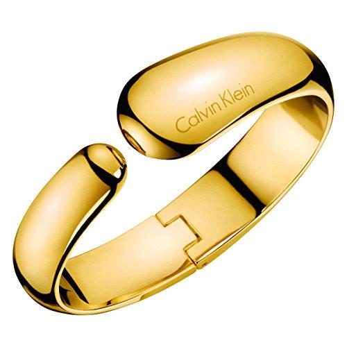[해외][캘빈 클라인] CALVIN KLEIN 팔찌 informal (비공식) 옐로우 골드 XS KJ6GJD1001XS/[Calvin Klein] CALVIN KLEIN Bangle informal (Informal) Yellow Gold XS KJ 6 GJD 1001 XS