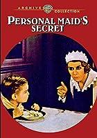 Personal Maid's Secret [DVD]