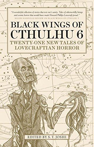 Black Wings of Cthulhu (Volume...