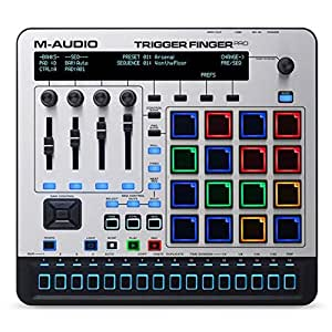M-AUDIO エムオーディオ / Trigger Finger Pro MIDIコントローラー MA-CON-020