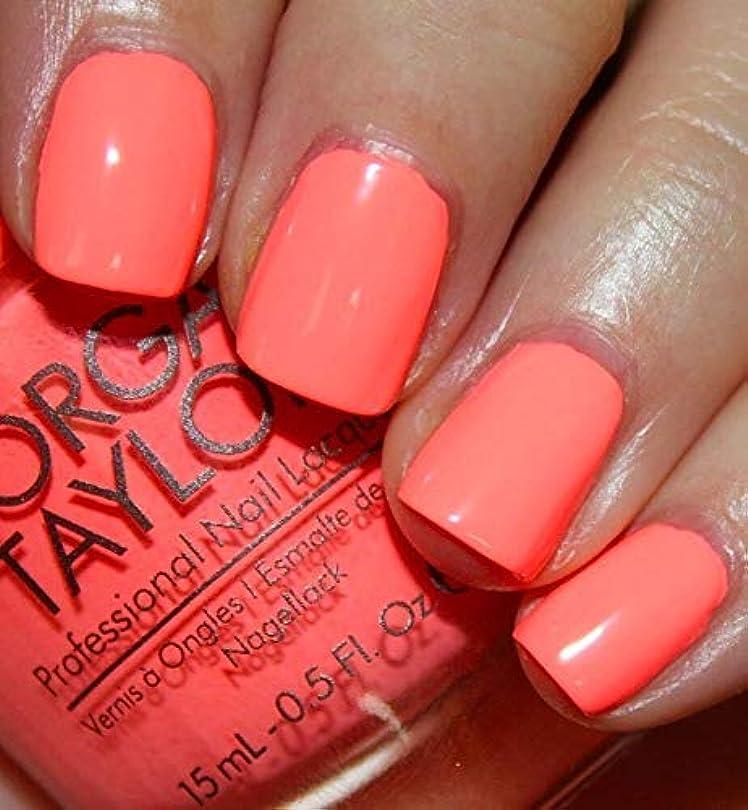 モック福祉証言Morgan Taylor - Professional Nail Lacquer - Don't Worry, Be Brilliant - 15 mL / 0.5oz