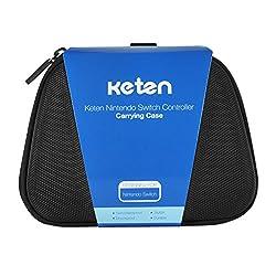 (ケテン)Keten Nintendo Switch Proコントローラー ケース XboxOneコントローラ ケース 高品質保護ハードケース キャリングケース ニンテンドースイッチ プロコントローラー 専用 保護カバー コンソール用収納バッグ