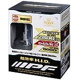IPF ヘッドライト HID D4S D4R 純正交換 6000K 2800ルーメン HGH60