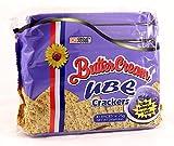 Croley Foods Butter Cream Ube Crackers 10 Packs 250g [並行輸入品]