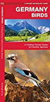 Germany Birds: A Folding Pocket Guide to Familiar Species (Pocket Naturalist Guide)