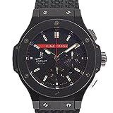 [ウブロ]HUBLOT メンズ腕時計 ビッグバン ルナロッサ 301.CM.131.RX 世界限定1000本 ブラック文字盤【中古】