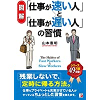 〈図解〉 「仕事が速い人」と「仕事が遅い人」の習慣 (アスカビジネス)