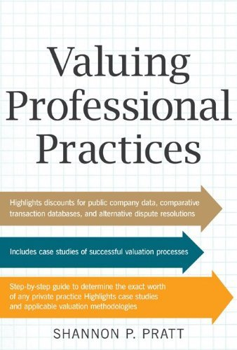 Valuing Professional Practices