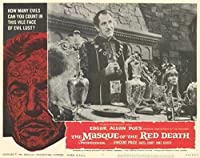 "Masque of the Red Deathポスター( 11 "" x 14 "" )"