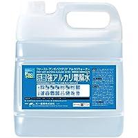 業務用  抗菌強アルカリ洗剤  ファースト・アンチバクテリアアルカリウォーター  4kg