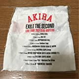 EXILE THE SECOND LIVE TOUR 2017-2018 ROUTE 66 AKIRA 巾着 ガチャ