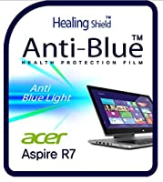 Healingshield スキンシール液晶保護フィルム Eye Protection Anti UV Blue Ray Film for Acer Laptop Aspire R7