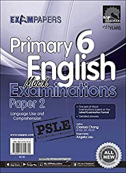 Primary 6 ENGLISH Mock Examinations (Paper 2)