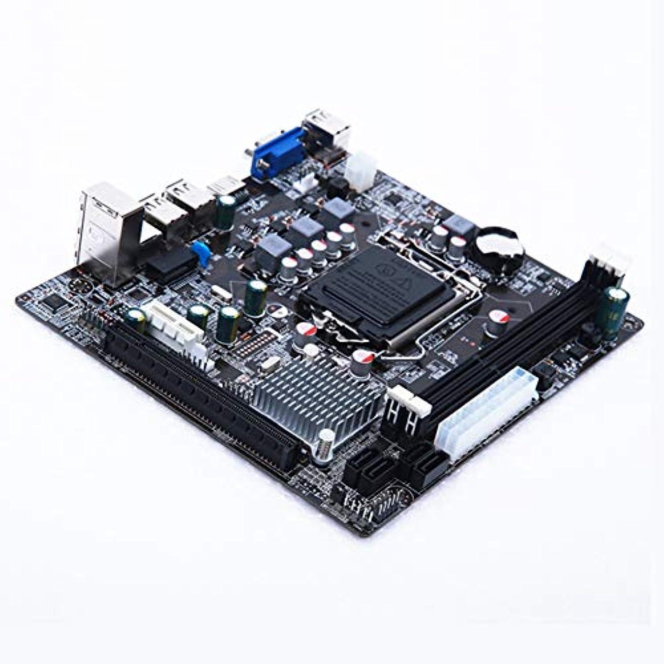 欠伸解釈するたっぷりHeaven2017 DDR3 マイクロATX マザーボード Intel H61用 938ILR470MLZPJH06NLBU5J2PV