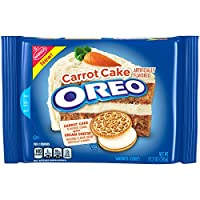 Oreo Carrot Cake Cookies オレオキャロットケーキクッキー340g [並行輸入品]