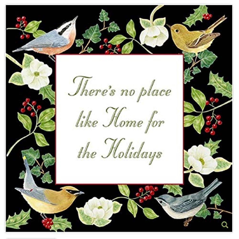 Alice Cottage クリスマス用小麦粉サックタオル - ホリデーの家に - ホリー