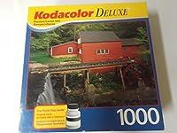 Kodacolor Deluxe 1000PieceパズルWewaka Brook Bridgewater CT。