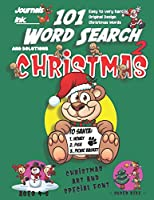 101 Word Search for Kids 2: SUPER KIDZ Book. Children - Ages 4-8 (US Edition). Bear Wish List, Smile, Christmas Words w custom art interior. 101 Puzzles with solutions - Easy to Hard Vocabulary Words -Unique challenges and learning for fun activity time! (Superkidz - Christmas Word Search for Kids)