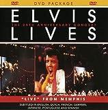 Elvis Lives: the 25th Anniversary Concert / [DVD] [Import] 画像