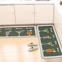 LINGZHIGAN カーペットドアホールドアマットキッチンオットマンバスルームノンスリップマットロングストリップ吸水家庭用バスルームマットアースマット ( サイズ さいず : 50*150cm )