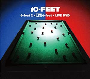 6-feat 2+Re: 6-feat+LIVE DVD(DVD付)