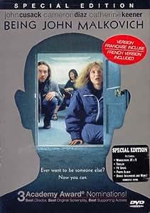 [北米版DVD リージョンコード1] BEING JOHN MALKOVICH / (WS SPEC)