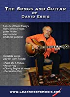 Bluegrass & Country Blues Guitar [DVD] [Import]