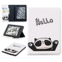 Amazon Kindle Paperwhite 1/2/3 Wallets for women,Luckyandery Leather Cases with Credit Card Holder Slot Cash slot Shock-Absorbing Cover for Amazon Kindle Paperwhite 1/2/3